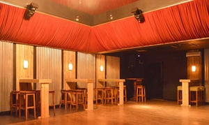 The Shack - Aberdeen: Venue Hire with DJ and Bar Tab for Up to 120 People at The Shack Aberdeen (50% Off)