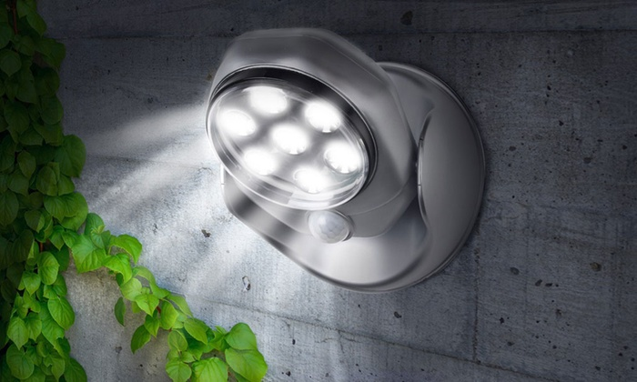 lampe led sans fil 360° | groupon shopping