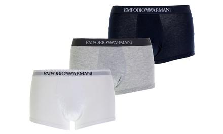 Pack de 2 o 3 boxers Armani Emporio