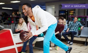 Up to 56% Off Bowling and Pizza at The Park Tavern at The Park Tavern, plus 9.0% Cash Back from Ebates.