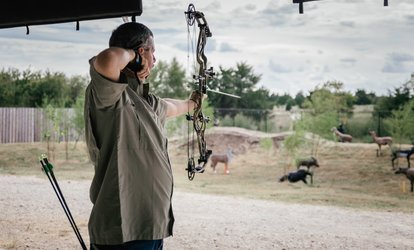 One or Three Archery Range Visits with Equipment Rental at Freedom Shooting Sports (Up to 48% Off)