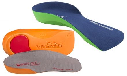 1 o 2 paia di solette ortopediche 3/4 Pro11 disponibili in 3 modelli