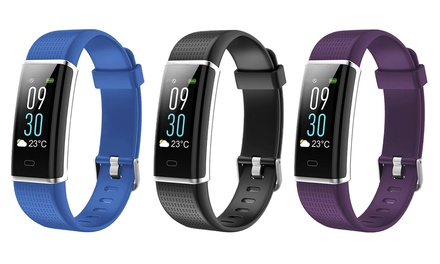 ID130C Waterproof Fitness Activity Tracker in Choice of Colour