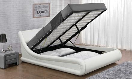 galaxy ottoman bed