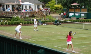 South Cowichan Lawn Tennis Club: Two-Hour Grass Tennis Court Rental for One, Two, or Four People at South Cowichan Lawn Tennis Club (Up to 42% Off)