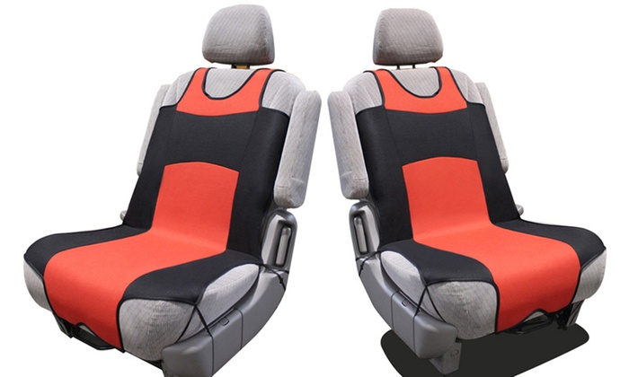 Universal Cloth T Shirt Seat Covers 2 Or 13 Pack