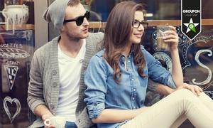 BLUE OPTICIENNE: Uno o 2 paia di occhiali da vista o da sole con lenti e montatura a scelta in zona Piazza Istria (sconto fino a 83%)