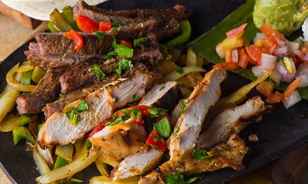 $35 for $50 Worth of Mexican Cuisine at Cantina Laredo