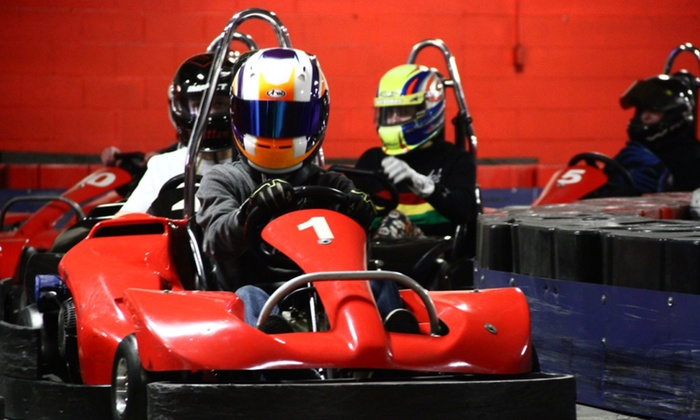 Formula Kartways - Brampton: 30 Laps Sunday–Thursday or Friday–Saturday at Formula Kartways (Up to 39% Off)