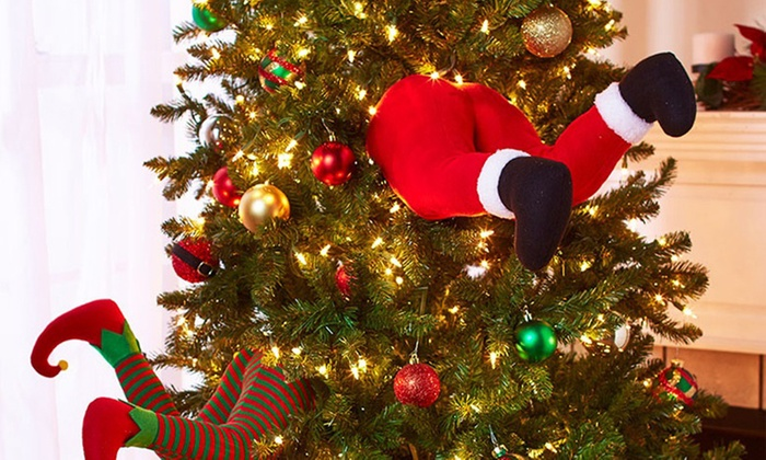 Fino a 59% su Decorazioni natalizie per albero  8a9ac613a8d7