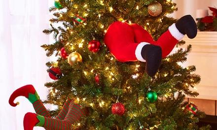 Decorazioni natalizie per albero: Elfo / M