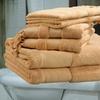 $30.99 for a Tassel Fringe 6-Piece Towel Set