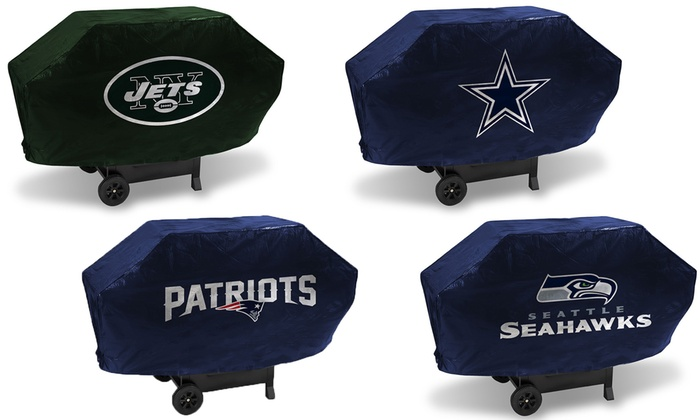 Up To 20 Off On Nfl Heavy Duty Grill Cover Groupon Goods