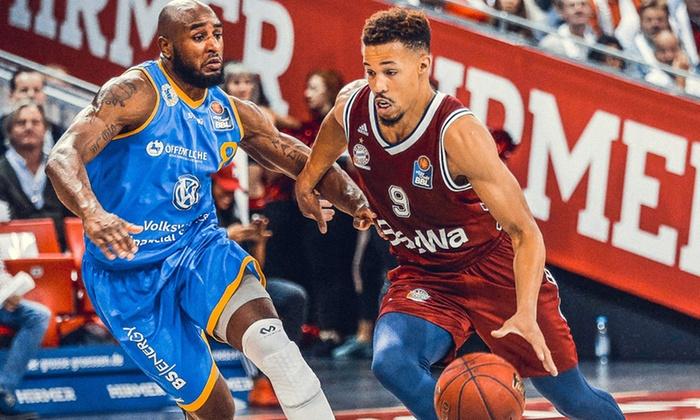 Fc Bayern München Basketball In München Groupon