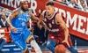 FC Bayern München Basketball - Audi Dome: 2 x FC Bayern Basketball im EuroCup - Top16 vs. Turin, St. Petersburg oder Vilnius im Audi Dome (30% sparen)