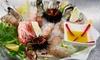 Ristorante La Prua - Rimini: Menu gourmet vista mare con ostriche e crudi di pesce, bottiglia di vino al Ristorante La Prua (sconto fino a 65%)