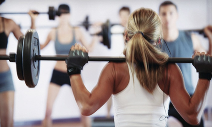 SchuBox CrossFit - Pleasanton: 10 or 20 CrossFit Classes at SchuBox CrossFit (Up to 69% Off)