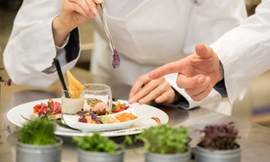 Table 9 at 5* Hilton Dubai the Creek: 5* Hilton Cooking Class for Up to Eight at Table 9 at 5* Hilton Dubai the Creek (Up to 68% Off)
