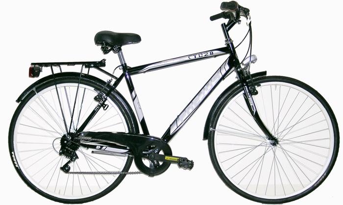 Bicicletta Masciaghi Da Uomo O Da Donna Dmu28106cv Frejus