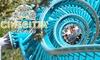 Cinecittà World, il parco tematico di Roma - Cinecittà World: Cinecittà World - Ingresso al parco tematico di Roma con nuove attrazioni e ambientazioni da film (sconto 40%)