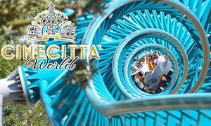 Cinecittà World, il parco tematico di Roma: Cinecittà World - Ingresso al parco tematico di Roma con nuove attrazioni e ambientazioni da film (sconto 40%)