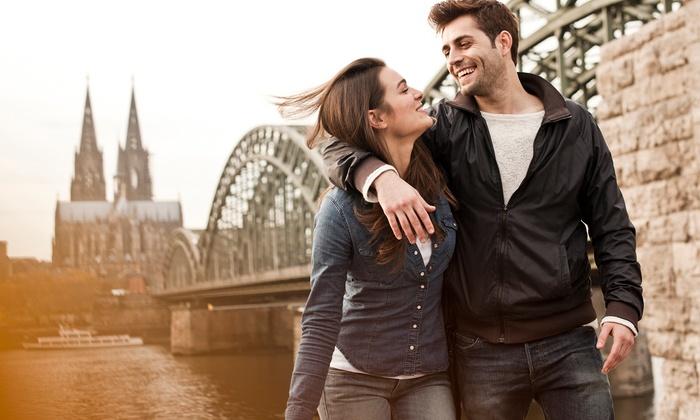 GroupOn dating site Speed Dating Frankfurt MoMA