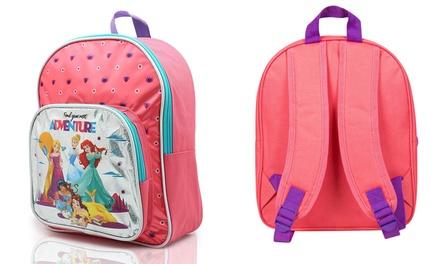 One or Two Sambro Girls Disney Princess Backpacks