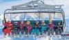 Tageskarte für Skigebiet Lofer
