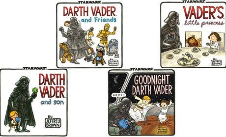 Darth Vader and...Star Wars Children's Books