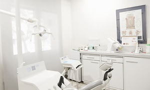 Implants Barcelona: Tratamiento de ortodoncia con brackets metálicos por 259 €, de cerámica por 399 € o de zafiro por 449 €  en dos centros