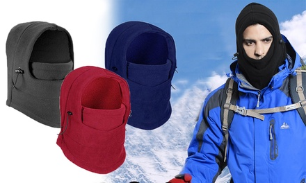 Unisex Winter Windproof Balaclava Hat in Choice of Design: One ($9.95), Two ($14) or Four ($24)
