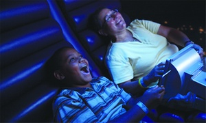 Connecticut Science Center: Family Admission with 3D-Movie Tickets for Two or Four at Connecticut Science Center (Up to 22% Off)
