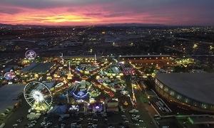 Arizona State Fair – Up to 87% Off at Arizona State Fair, plus 6.0% Cash Back from Ebates.