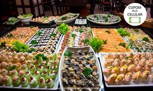Chutoro Restaurantes Ltda - Me: Comida japonesa à vontade no almoço ou jantar para 1, 2 ou 4 pessoas no Chutoro Sushi – Parque Industrial
