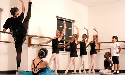 Up to 50% Off Ballet Classes at Anaheim Ballet School