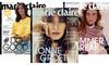 6 ou 12 numéros à Marie Claire