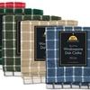 Windowpane Terry Dish Cloths (2-Pack)