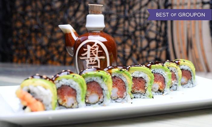 Sushi Yama Carlsbad - Carlsbad: Sushi and Japanese Food for Two or Six at Sushi Yama (Up to 50% Off).