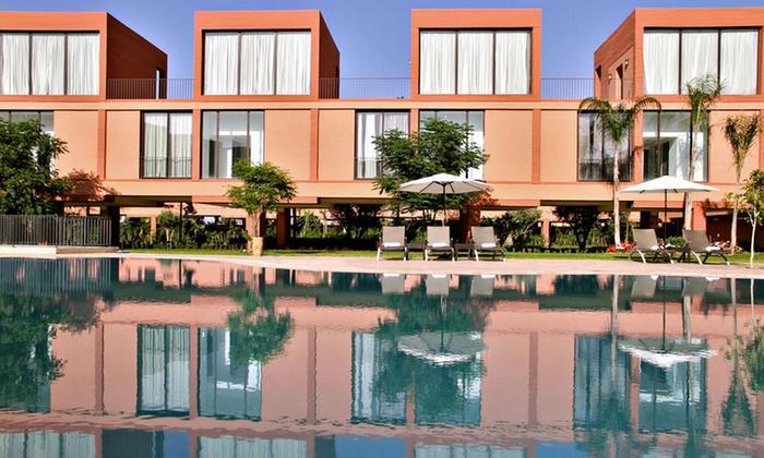 rawabi hotel marrakech spa 4 in marrakech groupon getaways. Black Bedroom Furniture Sets. Home Design Ideas