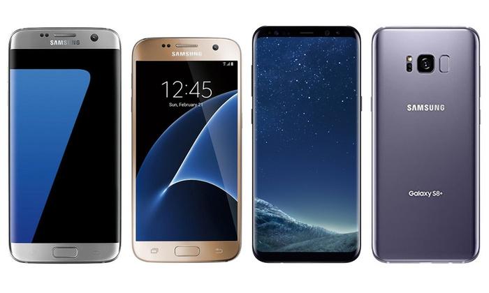 Up To 80% Off on Galaxy S7/S7 edge/S8/S8+/S9/S9+ | Groupon Goods
