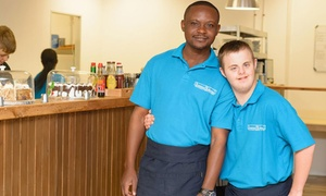 Down Syndrome Association: Sponsor a Young Adult for a Week of Skills Training at Brownies and Downies from R300 with Down Syndrome Association