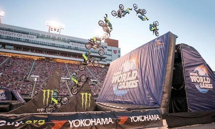Nitro World Games on September 23 at 11 a.m.
