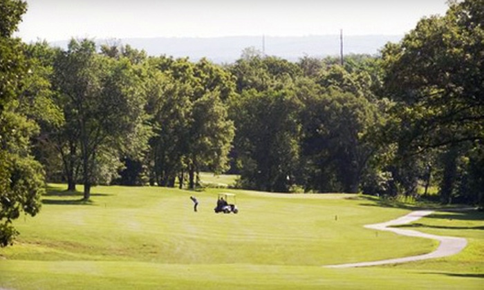 Bay Hills Golf Club - Bay Hills Golf Club: $36 for an 18-Hole Round of Golf for Two at Bay Hills Golf Club in Plattsmouth (Up to $72 Value)
