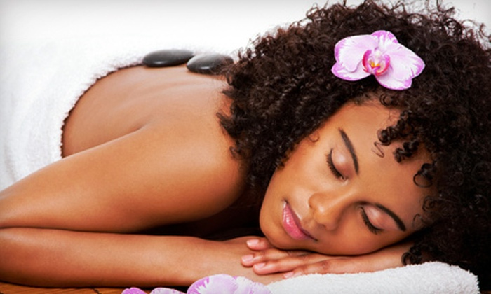 Safiyah's Massage & Rehab - Atlanta: One, Two, or Four 60-Minute Medical Massages with Hot-Stone Therapy at Safiyah's Massage & Rehab (Up to 72% Off)