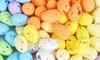 20 or 40 Decorative Foam Easter Eggs