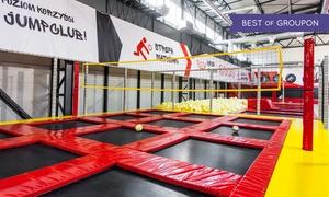 JumpWorld Park Trampolin: Godzina zabawy na trampolinach dla dwojga od 36 zł w JumpWorld Parku Trampolin w Katowicach (do -44%)