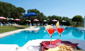 Hotel Corona Spa (Ischia): Pranzo o cena per 2 persone con accesso al solarium ad Ischia all'Hotel Corona Spa (sconto 80%)