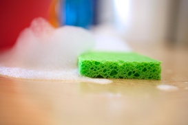Kelly Green Club: $59 for 2-hours of House cleaning & one Appliance cleaning from Kelly Green Club ($132 value)