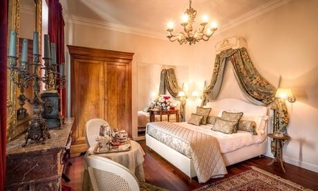 Langhe: soggiorno in Camera matrimoniale con open bar e Spa o cena Stellata da Duchessa Margherita Chateaux per 1