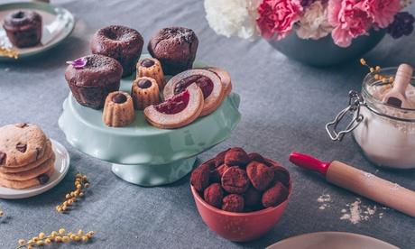 Cours de pâtisserie pour 1 ou 2 enfants ou pour 1 ou 2 pers. de 2h ou 3h dès 37,90 € avec Le Chef En Box L'atelier